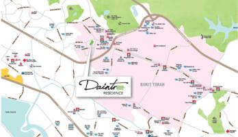 Daintree at Bukit Timah
